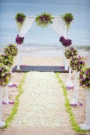 Wedding Arches Beach 163 Best Beach Wedding Inspiration Images On Pinterest Beach