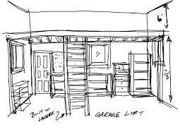 building a loft in garage wood garage storage loft building plans pdf plans best garage