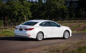 lexus es canada 2013 lexus es first drive motor trend