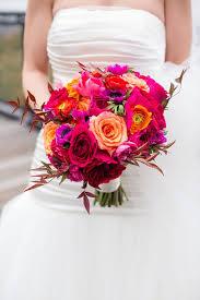 Robbins Flowers - bouquet week summer brights flirty fleurs the florist blog