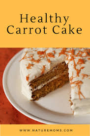 healthy carrot cake nature moms