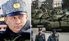 vladimir putin military putin launches massive military operation amid fears russia wants