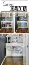 Diy Kitchen Pantry Ideas by 297 Best Kitchen Organized Cabinets Images On Pinterest