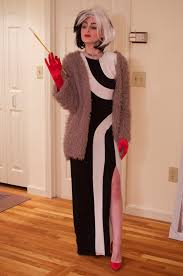 cruella deville costume spirit halloween costume flavors of fashion u0026 beauty in boston