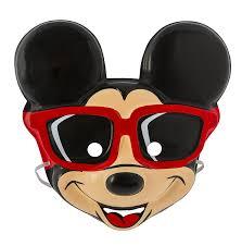 amazon com disney mickey mouse birthday party vac form mask