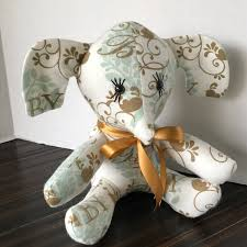 Gender Neutral Gifts by Elephant Plush Stuffed Toy Elephant Gender Neutral New Baby Shower