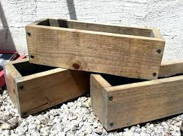 rustic wood box centerpiece u2013 thepoultrykeeper club