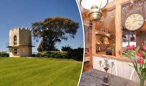 Holiday Barns In Devon Holiday With A Twist Six Eclectic Cottages In Devon And Cornwall
