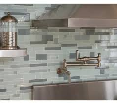 Kitchen Backsplash Glass Tiles Kitchen Backsplash Design White Aqua Kitchen Backsplash Glass