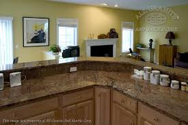 hickory cabinets with granite countertops hickory cabinets with dark countertops this granite is typhoon