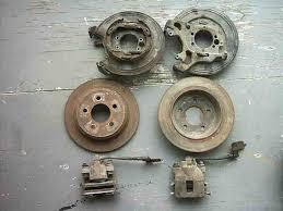 jeep grand rear brakes d35 disc brake conversion 1