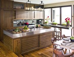 kitchen design 20 kitchen design kitchen wooden kitchen island basrtools brown wooden floor brown