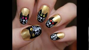 french tip nail designs for short nails youtube