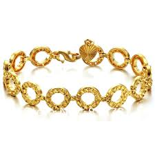 chain bracelet designs images Fashion chunky chain bracelet gold bracelet designs women in jpg