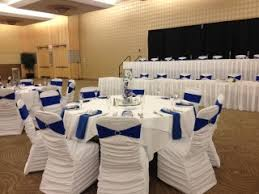 royal blue chair covers chair covers l egant chair covers serving wny