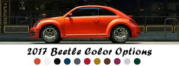 volkswagen beetle paint color options