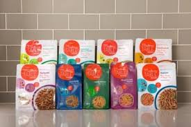 Modern Table Meals by Tolerant Foods Poised To Be Top Contender In Legume Pasta Category