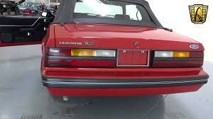 1983 ford mustang glx 583 gateway classic cars chicago youtube