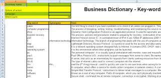 business data dictionary template confluence plugins viplinkek info