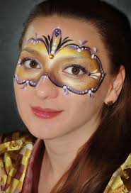 9 best face painting ideas for adults images on pinterest face