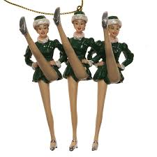 anniversary christmas ornament radio city rockettes 75th anniversary christmas ornament