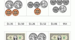 money worksheets for kids 2nd grade kelpies