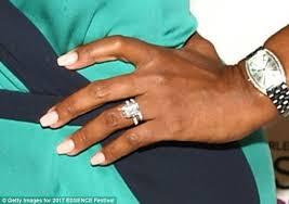 wedding rings in kenya newlywed kenya flaunts sparkler at essence festival daily