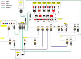 home speaker wiring diagram home wiring diagrams instruction