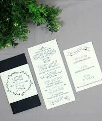 wedding invitations printable doodle wedding invitation print