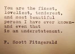 12 quotes that make you wish f fitzgerald would write you a
