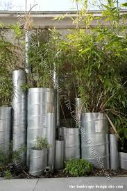 Modern Garden Planters Best 25 Coffee Can Planter Ideas On Pinterest Recycled Planters