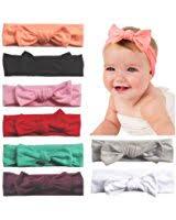 newborn headbands baby headbands turban knotted girl s hairbands for