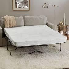 memory foam sofa mattress innerspace luxury products 54 in w x 72 in l full size memory foam