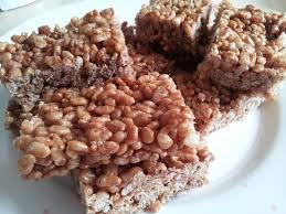 mars bar crispy cake something sweet something savoury