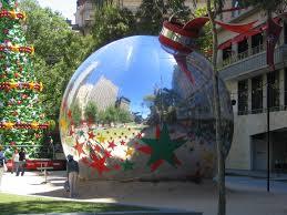 ornaments outdoor ornament balls nyc