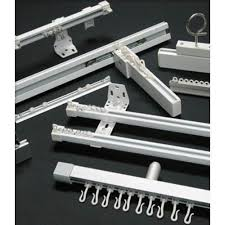 Different Types Of Curtain Rails Curtain Rods Wholesale Trader From Vadodara