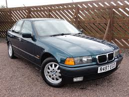 bmw e36 318i se saloon manual only 78k miles 1997 r reg 2
