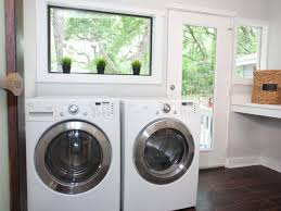Cabinet Ideas For Laundry Room by Interior Design Modern Stackable Washer Dryer For Your Laundry