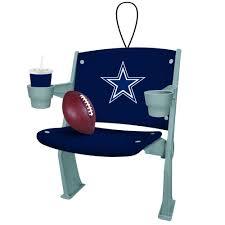 dallas cowboys stadium chair ornament sports outdoors