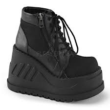 demonia goth boots mens and womens gothic boots australia