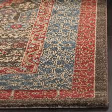 Red Rug Amazon Com Safavieh Mahal Collection Mah620c Traditional Oriental