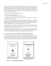 chapter i introduction airport passenger terminal planning and