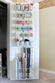 Interior Roll Up Closet Doors by 25 Best Closet Door Storage Ideas On Pinterest Pantry Storage