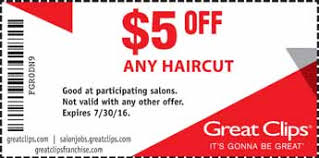 haircut specials at great clips great clips coupon 5 off any hair cut hair pinterest hair