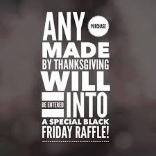 4 days to thanksgiving 5 days to black friday i d nail it