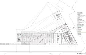 gallery of keelung new harbor service building competition entry