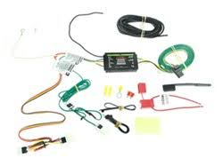 trailer wiring harness installation 2014 nissan rogue video