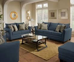 weave tobias navy microfiber simmons diamond sofa loveseat chair