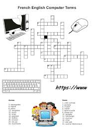 Computer Lesson Worksheets 307 Free Modern Technology Worksheets