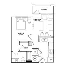 520 Sq Ft Apartments For Rent Near Lsu Sterling Burbank Floor Plans